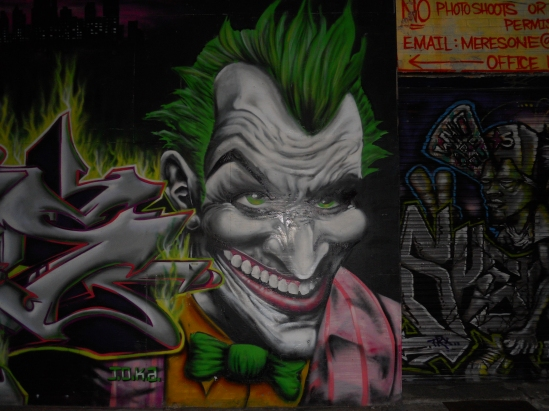 The Joker By: Meres